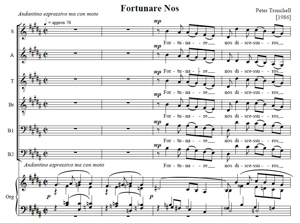 Fortunare Nos