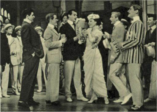 Zuleika, cast of 1957 production