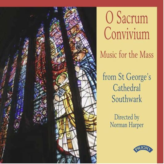 Psalms 133 & 141 released on CD by St George's Metropolitan Cathedral Southwark